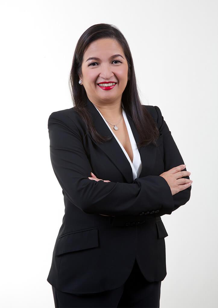 Maria Farah Z. G. Nicolas-Suchianco